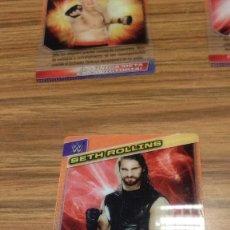 Coleccionismo deportivo: FICHA TRADING CARD LUCHA LIBRE PANINI W WWE Nº 070. Lote 98509315