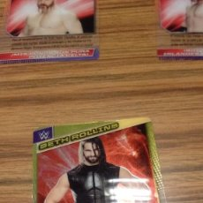 Coleccionismo deportivo: FICHA TRADING CARD LUCHA LIBRE PANINI W WWE Nº 070 B B . Lote 98509331