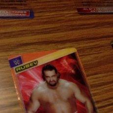 Coleccionismo deportivo: FICHA TRADING CARD LUCHA LIBRE PANINI W WWE Nº 061. Lote 98509411