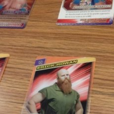 Coleccionismo deportivo: FICHA TRADING CARD LUCHA LIBRE PANINI W WWE Nº 048. Lote 98509475