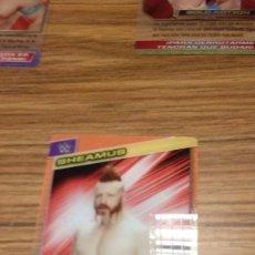 Coleccionismo deportivo: FICHA TRADING CARD LUCHA LIBRE PANINI W WWE Nº 025. Lote 98509551