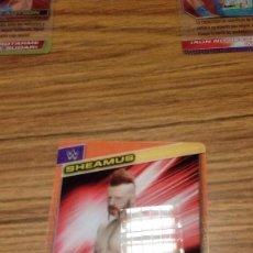 Coleccionismo deportivo: FICHA TRADING CARD LUCHA LIBRE PANINI W WWE Nº 027. Lote 98509591