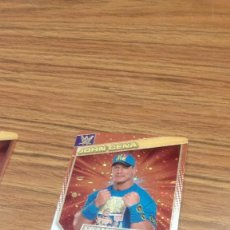 Coleccionismo deportivo: FICHA TRADING CARD LUCHA LIBRE PANINI W WWE Nº 014. Lote 98509727