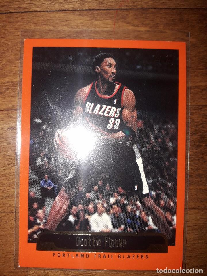 super cute 62918 09245 Scottie Pippen Topps 1999-00 #230