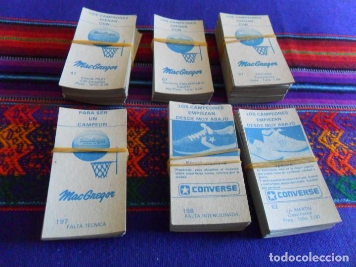 Coleccionismo deportivo: LOTE 252 CROMO SIN PEGAR NUEVO BALONCESTO 1986 1987. J MERCHANTE. NBA. SUELTOS. AMPLIADO 30-10-17 - Foto 3 - 177764105