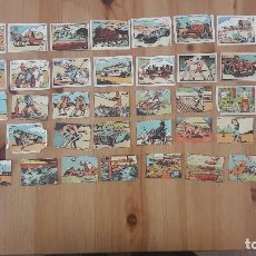 Coleccionismo deportivo: BRUGUERA LOTE DE CROMOS CULTURA N 3. Lote 100505047