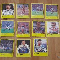 Coleccionismo deportivo: PANINI 88 SUPERSPORT LOTE DE 15 CROMOS SIN PEGAR. Lote 100505887