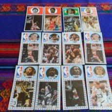 Coleccionismo deportivo: LOTE 267 CROMO SIN PEGAR NUEVO BALONCESTO 1986 1987. J MERCHANTE. NBA. SUELTOS. AMPLIADO 30-10-17. Lote 177764105