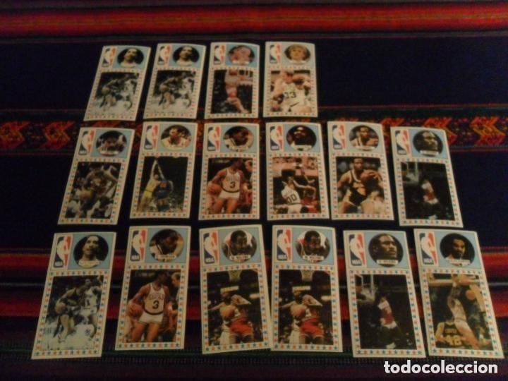 Coleccionismo deportivo: LOTE 252 CROMO SIN PEGAR NUEVO BALONCESTO 1986 1987. J MERCHANTE. NBA. SUELTOS. AMPLIADO 30-10-17 - Foto 4 - 177764105