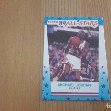 Coleccionismo deportivo: CARD BALONCESTO JORDAN. Lote 102792783