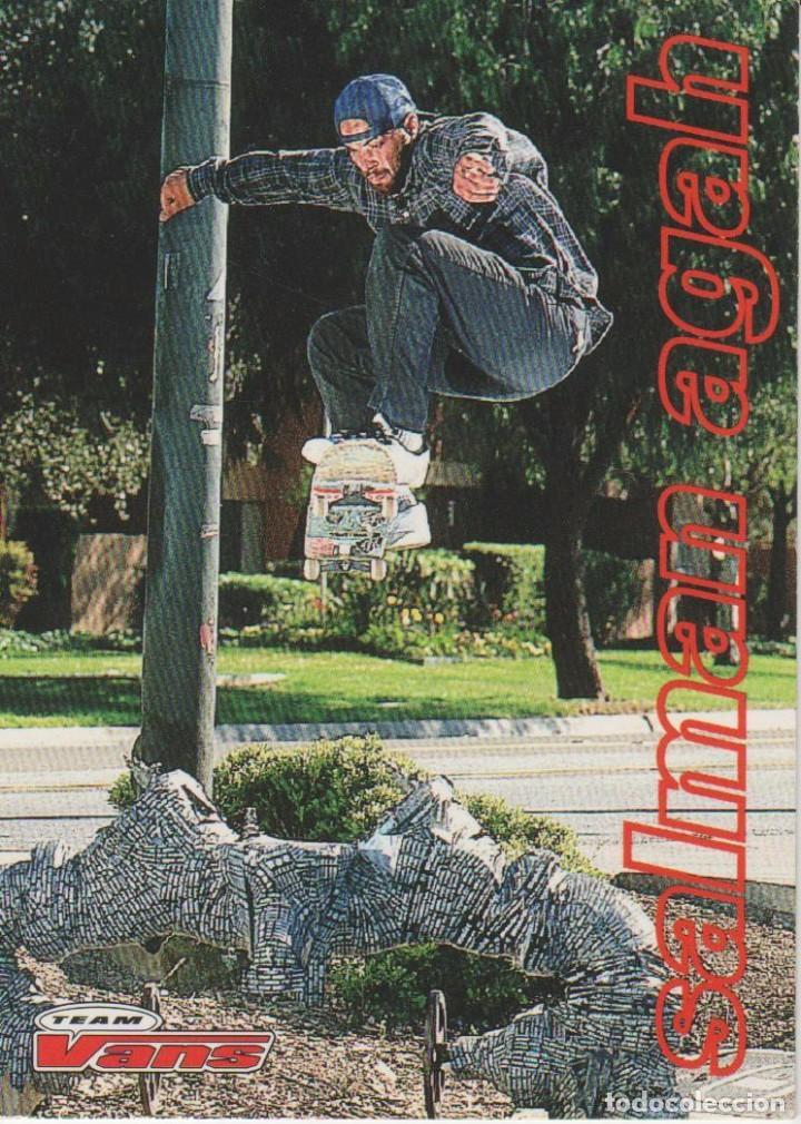 CROMOS CARD DEPORTES SKATER AÑO 1997 (Coleccionismo Deportivo - Cromos otros Deportes)