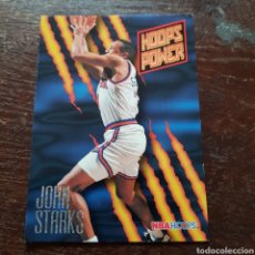 Coleccionismo deportivo: TRADING CARD HOOPS POWER JOHN STARKS N° PR36 94-95 NBA HOOPS. Lote 104279586
