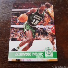 Coleccionismo deportivo: TRADING CARD DOMINIQUE WILKINS N° 309 94-95 NBA HOOPS. Lote 104280008