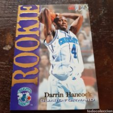 Coleccionismo deportivo: TRADING CARD ROOKIE DARRIN HANCOCK N° 311 94-95 NBA HOOPS. Lote 104280110