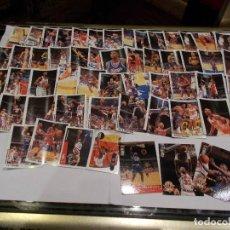Coleccionismo deportivo: LOTE DE 50 CROMOS BASKETBALL USA Y OTROS.. (CROMOS NUNCA PEGADOS). Lote 104299671