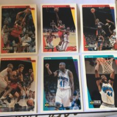 Coleccionismo deportivo: LOTE 6 CROMOS UPPER DECK NBA 97 98. Lote 105437043