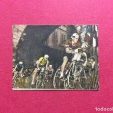 Coleccionismo deportivo: CROMO CICLISMO - Nº 38 - LA VUELTA CICLISTA A ESPAÑA 1956 - EDITORIAL FHER. Lote 105631287