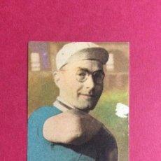 Coleccionismo deportivo: CROMO CICLISMO - Nº 58 JEAN BOBET - LA VUELTA CICLISTA A ESPAÑA 1956 - EDITORIAL FHER. Lote 105631683