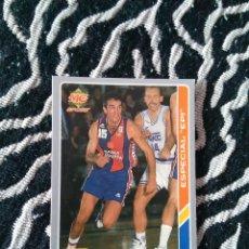 Coleccionismo deportivo: ESPECIAL EPI (F.C.BARCELONA, BARÇA)-FICHAS LIGA ESPAÑOLA BASKET ACB 95(1994-95) MUNDICROMO (Nº 205). Lote 105770319