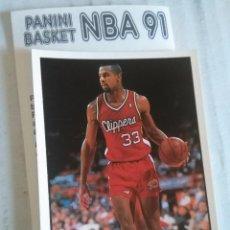 Coleccionismo deportivo: NBA CROMO PARA ALBUM - ADHESIVO PEGATINA BALONCESTO BASKET PANINI 91 - 1991 - JUGADOR. Lote 107650003