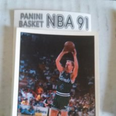 Coleccionismo deportivo: NBA CROMO PARA ALBUM - ADHESIVO PEGATINA BALONCESTO BASKET PANINI 91 - 1991 - JUGADOR. Lote 107650187