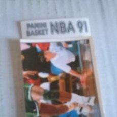Coleccionismo deportivo: NBA CROMO PARA ALBUM - ADHESIVO PEGATINA BALONCESTO BASKET PANINI 91 - 1991 - JUGADOR. Lote 107650383