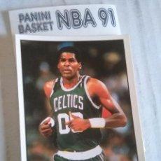 Coleccionismo deportivo: NBA CROMO PARA ALBUM - ADHESIVO PEGATINA BALONCESTO BASKET PANINI 91 - 1991 - JUGADOR. Lote 107650423