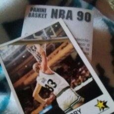 Coleccionismo deportivo: NBA CROMO PARA ALBUM - ADHESIVO PEGATINA BALONCESTO BASKET PANINI 90 - 1990 - JUGADOR. Lote 107754807