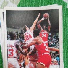 Coleccionismo deportivo: NBA CROMO PARA ALBUM - ADHESIVO PEGATINA BALONCESTO BASKET PANINI 90 - 1990 - JUGADOR. Lote 108225887