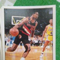 Coleccionismo deportivo: NBA CROMO PARA ALBUM - ADHESIVO PEGATINA BALONCESTO BASKET PANINI 90 - 1990 - JUGADOR. Lote 108226035
