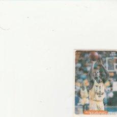 Coleccionismo deportivo: MUNDICROMO SPORT MC 1995 ALBERT BURDITT Nº 284 SIN PEGAR. Lote 109174895