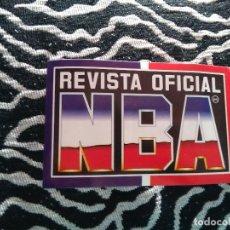 Coleccionismo deportivo: ANTIGUO CROMO PEGATINA DE BALONCESTO, BASKET - REVISTA OFICIAL NBA. Lote 110331039