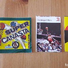 Coleccionismo deportivo: DOMINIQUE WILKINS SUPER CANASTA 1986 MAS REGALO NUEVO. Lote 114782435