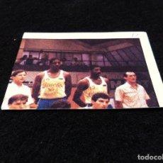 Coleccionismo deportivo: CROMO DE BALONCESTO (YOGUR LETONA) CROMO SIN USO. Nº 72. Lote 116847623