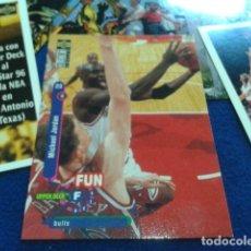 Coleccionismo deportivo: CROMO UPPER DECK COLLECTOR´S CHOICE NBA 1995 ( MICHAEL JORDAN ) Nº 169 NUEVO. Lote 119572723