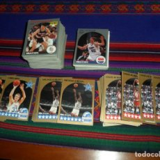 Coleccionismo deportivo: NBA HOOPS 90 THE OFFICIAL NBA BASKETBALL CARDS 300 CARD. MICHAEL JORDAN. AMPLIADO CON MARK JACKSON. Lote 48112240