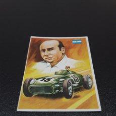 Coleccionismo deportivo: QUELCOM 1979. FANGIO. N° 67. NUEVO.. Lote 121739182