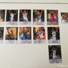 Coleccionismo deportivo: TRADING CARDS UPPER DECK NBA. Lote 122885727