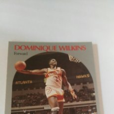 Coleccionismo deportivo: NBA HOOPS 90-91 #36 DOMINIQUE WILKINS. Lote 123415464