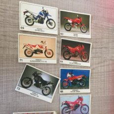 Coleccionismo deportivo: LOTE 113 CROMOS PANINI SOLOMOTO. Lote 126379408