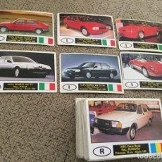 Coleccionismo deportivo: LOTE 139 CROMOS AUTOCOLOR. Lote 126384166