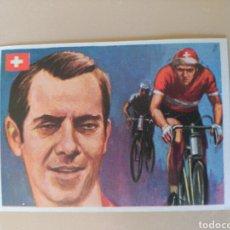 Coleccionismo deportivo: HUGO KOBLET, ASES MUNDIALES DEL DEPORTE, CICLISMO Nº 116 GRANDE. Lote 195196518