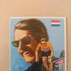 Coleccionismo deportivo: JAN JANSSEN, ASES MUNDIALES DEL DEPORTE, CICLISMO Nº 105, GRANDE. Lote 195275863