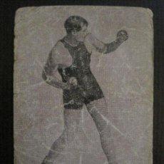 Coleccionismo deportivo: BOXEO-BOXE Y JIU JITSU- NUM. 12 - PUNCHING BALL -VER FOTOS-(V-14.952). Lote 127161755