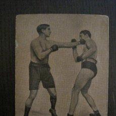 Coleccionismo deportivo: BOXEO-BOXE Y JIU JITSU- NUM. 14 - DIRECTO DE IZQUIERDA -VER FOTOS-(V-14.953). Lote 127161791
