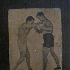 Coleccionismo deportivo: BOXEO-BOXE Y JIU JITSU- NUM. 16- CROCHET -VER FOTOS-(V-14.955). Lote 127161891