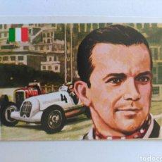 Coleccionismo deportivo: RUDOLPH CARACCIOLA, ASES MUNDIALES DEL DEPORTE, AUTOMOVILISMO, PEQUEÑO Nº 38. Lote 195273441