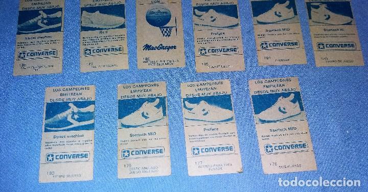 Coleccionismo deportivo: LOTE DE 16 CROMOS DE BALONCESTO CAMPEONATO DE LIGA 86/87 MERCHANTE EN MUY BUEN ESTADO SIN PEGAR - Foto 6 - 127520235