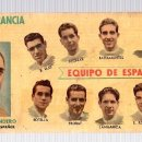 Coleccionismo deportivo: CROMO CICLISMO. VUELTA A FRANCIA 1954. EQUIPO DE ESPAÑA. CHOCOLATES BATANGA. Lote 128424802