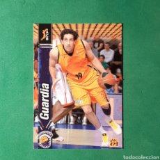 Collezionismo sportivo: CROMO ACB 2010-2011 - (FUENLABRADA) N°48 GUARDIA. Lote 131131809